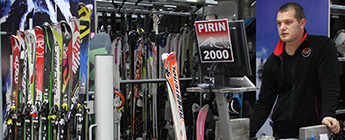 Ski and snowboard rental from Pirin 2000